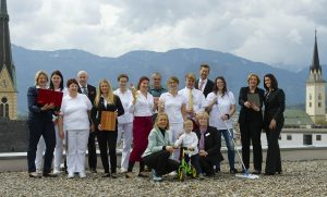 Das Team des Hotel City in Villach