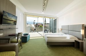 Hotel City Villach Junior Suite