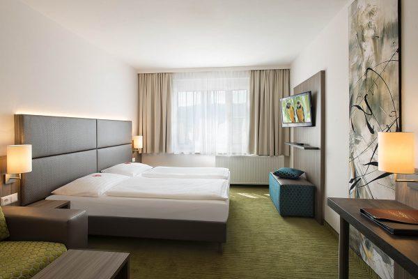 Hotel City Villach Klassik Zimmer