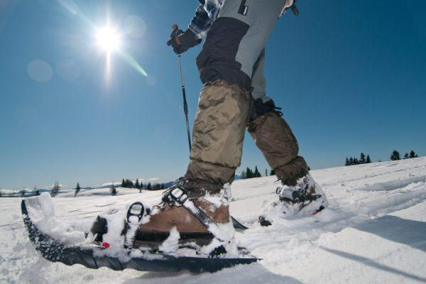 Schneeschuhwandern und Winterwandern