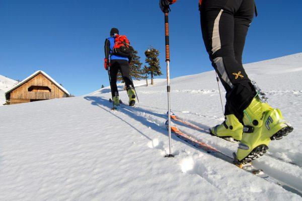 Langlaufen und Skitouren