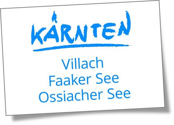 Logo Region Villach Tourismus