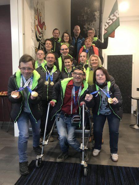 Special Olympics Winterspiele 2020